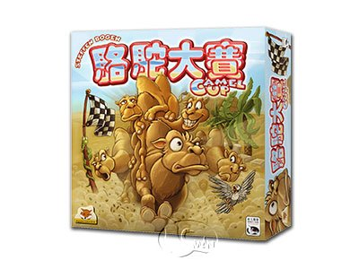 Camel Up-Chinese Language Edition