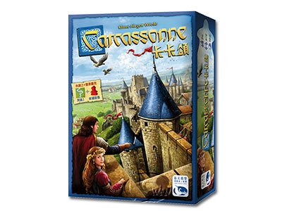 Carcassonne 2.0 -Chinese Language Edition