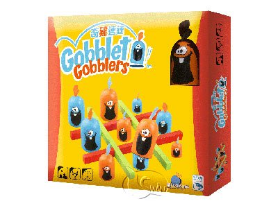Gobblet Gobblers-Chinese Language Edition