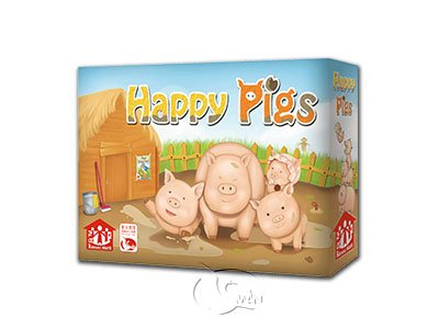 養豬趣 The Happy Pigs