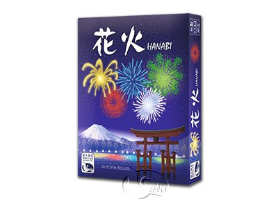HANABI-Chinese Language Edition