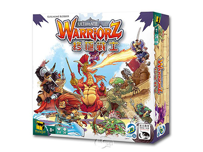 Ultimate Warriorz-Chinese Language Edition
