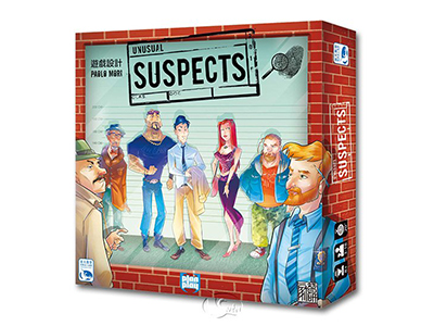 非常嫌疑犯 Unusual Suspects-中文版
