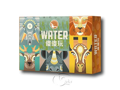 Water-Chinese Language Edition