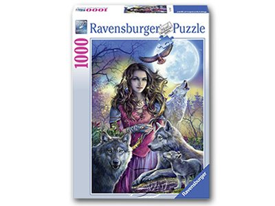 [Puzzle-1000pcs]Protector of Wolves